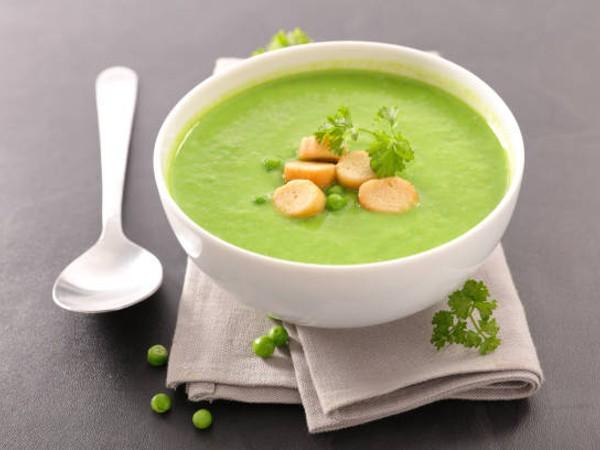 Sopa de Harina de Arvejas